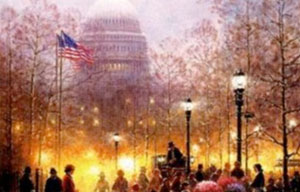 G Harvey art prints Washington DC