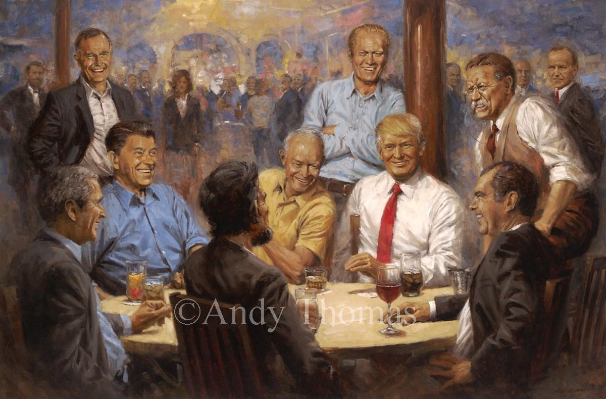 Andy Thomas, The Republican Club